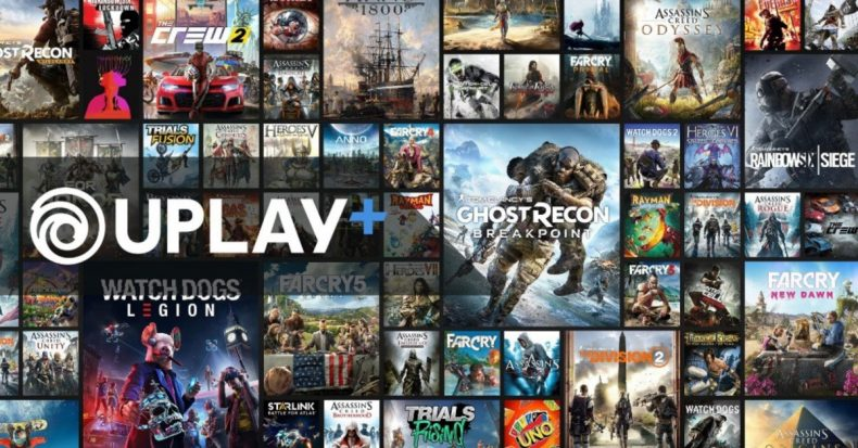 Ubisoft UPlay+ E3 2019
