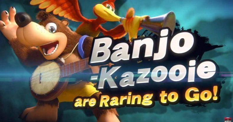 Banjo-Kazooie Smash