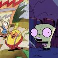 Nickelodeon Netflix Zim Rocko