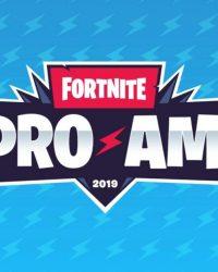 Fortnite Pro-Am 2019