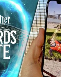 Harry Potter: Wizards Unite launch