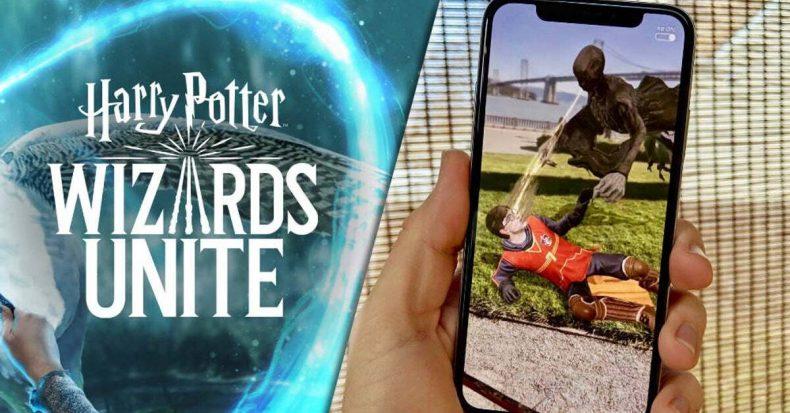 Harry Potter: Wizards Unite launch
