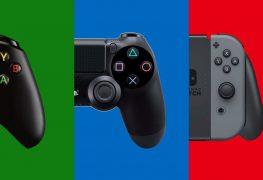 Nintendo Sony Microsoft impuesto