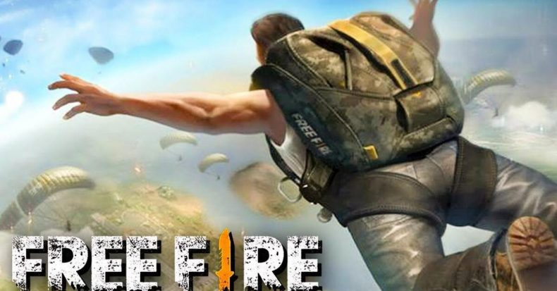 Free Fire disappear