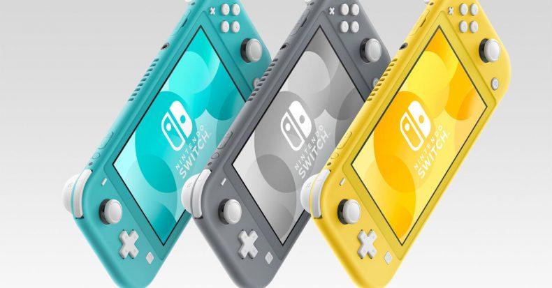 Nintendo Switch Lite Reveal