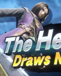 The Hero Super Smash Bros. Ultimate