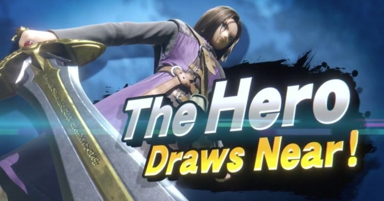 The Hero Super Smash Bros. Ultimate
