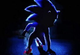 Sonic The Hedgehog Movie character design