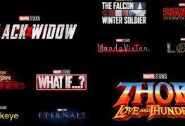 Marvel Phase 4 series