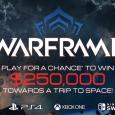 Warframe Space Trip
