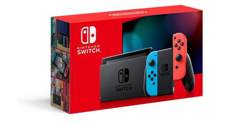 Nintendo Switch Enhanced Battery