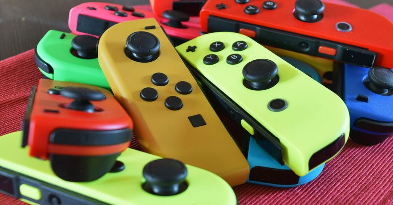 Joy-Con issue lawsuit