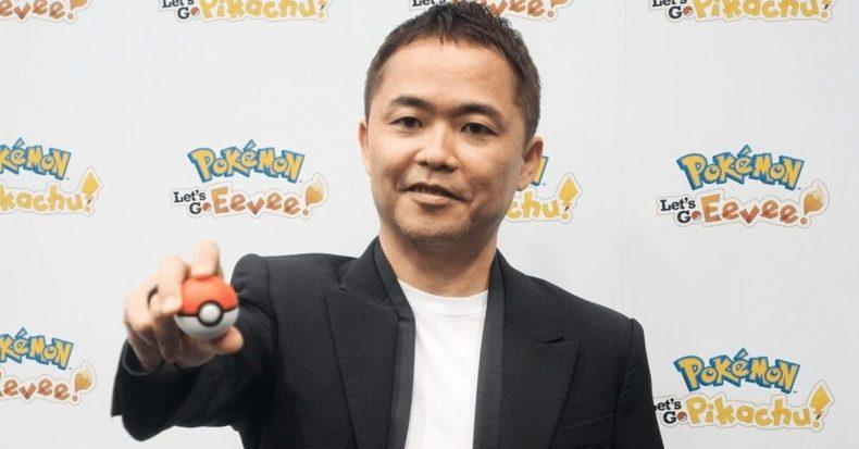 Pokémon Junichi Masuda
