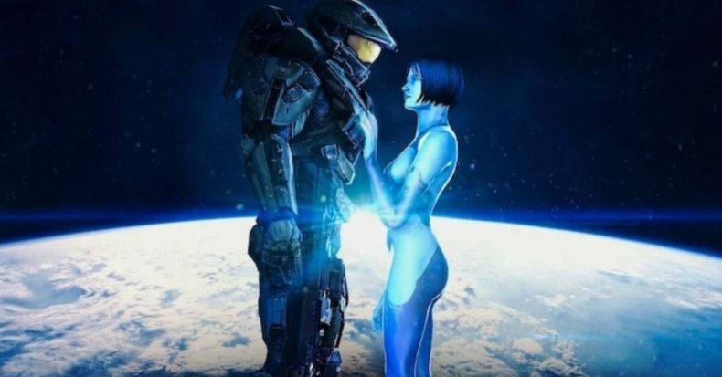 Halo Infinite Cortana