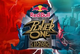 ESL Red Bull Player One League of Legends