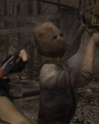 Dr. Salvador Resident Evil 4 doors