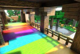 Minecraft RTX Gamescom