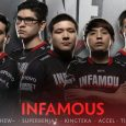 Infamous Gaming Top-8 DOTA 2