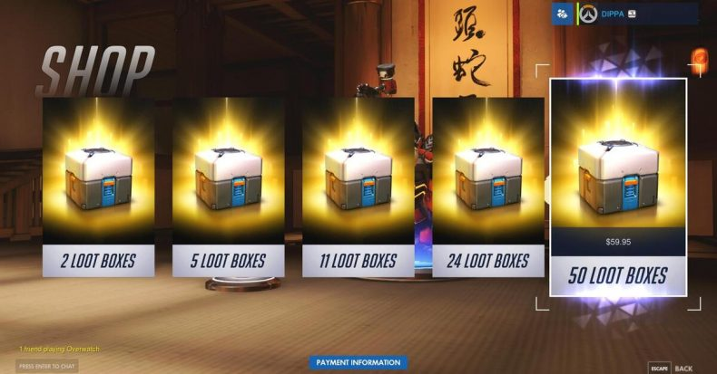 Loot Boxes research