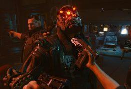 Cyberpunk 2077 first person cutscenes