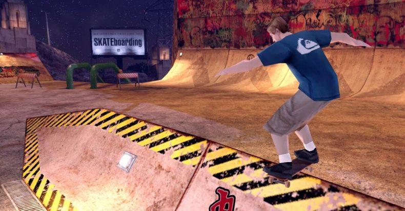 Tony Hawk's Pro Skater 20 años