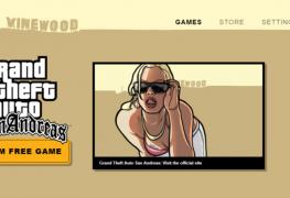 Rockstar Games Launcher GTA San Andreas