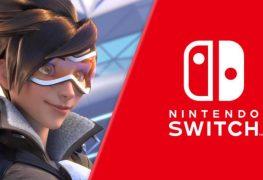 Overwatch Nintendo SWitch leak