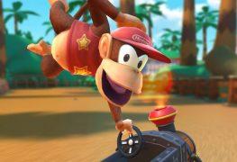 Mario Kart Tour Diddy Kong Pack