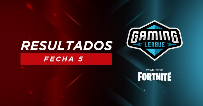 Axe Gaming League ft. Fortnite quinta fecha