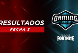 Axe Gaming League ft. Fortnite tercera fecha