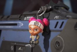 Apex Legends cute charms and 400 levels