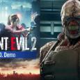 Resident Evil 2 demo Nemesis