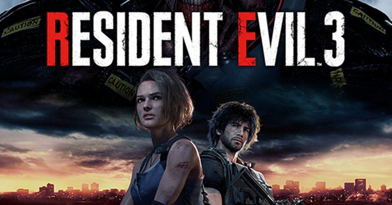 Resident Evil 3 remake cover leak