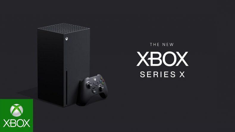 Xbox Series X Game Awards presentation