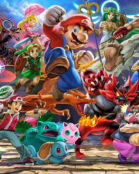 Super Smash Bros. Ultimate Japan sales