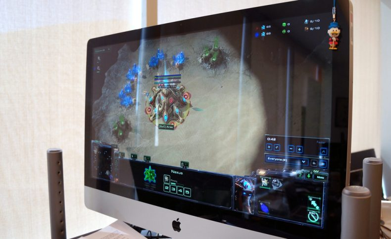 Possible Apple Mac Gamer