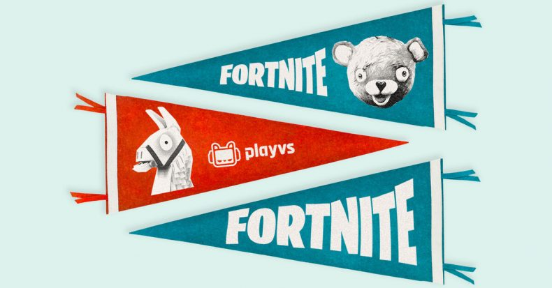 Fortnite Epic Games PlayVS