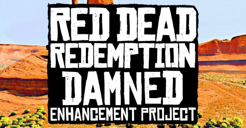 Red Dead Redemption Damned Enhancement Project