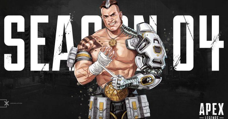 Apex Legends Season 4 Forge