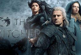 The Witcher Netflx series
