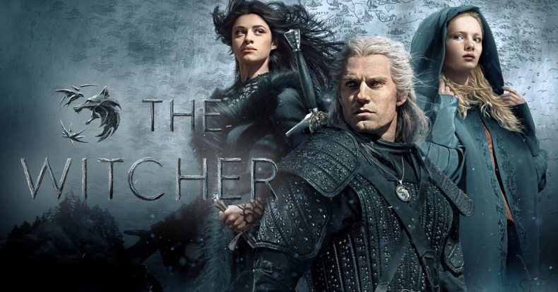 The Witcher Netflx series