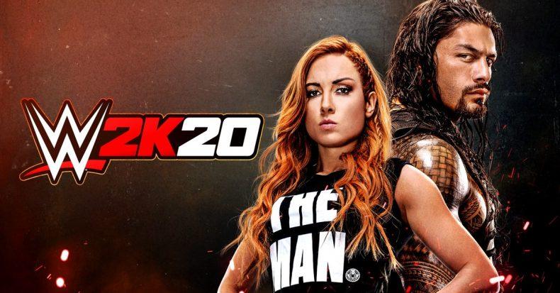 WWE 2K20 Y2K20 error