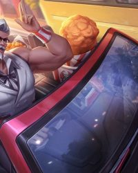 KFC Colonel Sanders Arena of Valor