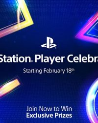 PlayStation Player Celebration