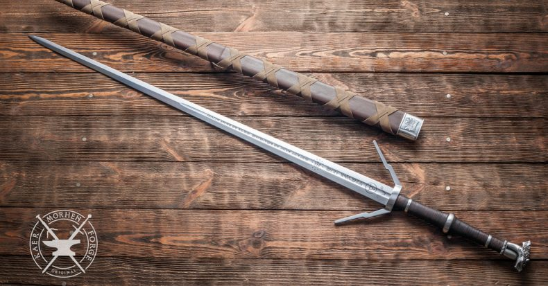 The Witcher Sword replica