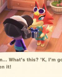 Animal Crossing Audie