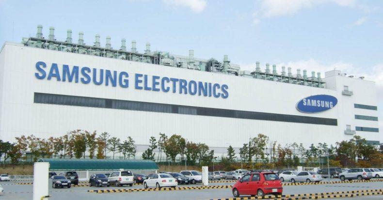 Samsung closing plant Coronavirus