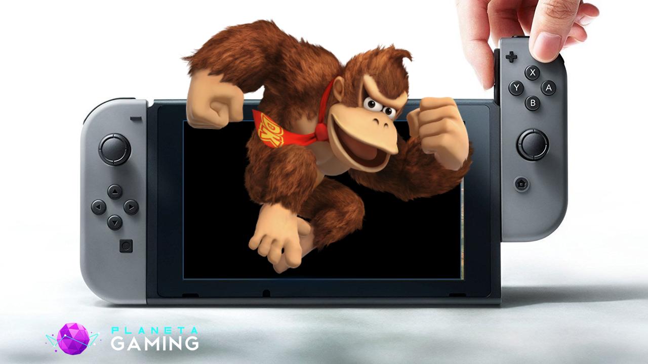 ¿Estará Nintendo trabajando en un nuevo Donkey Kong?