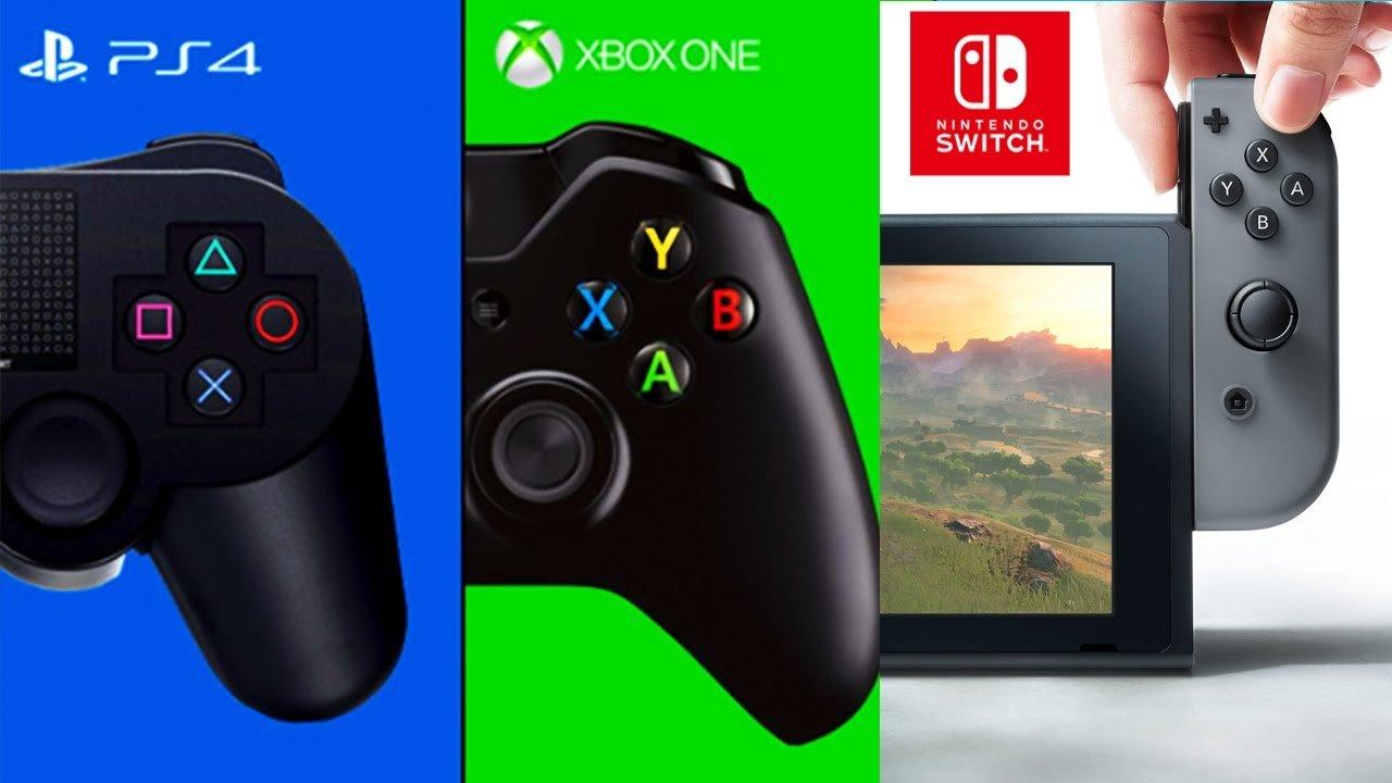 Nintendo, Sony y Microsoft bajo investigación en el Reino Unido