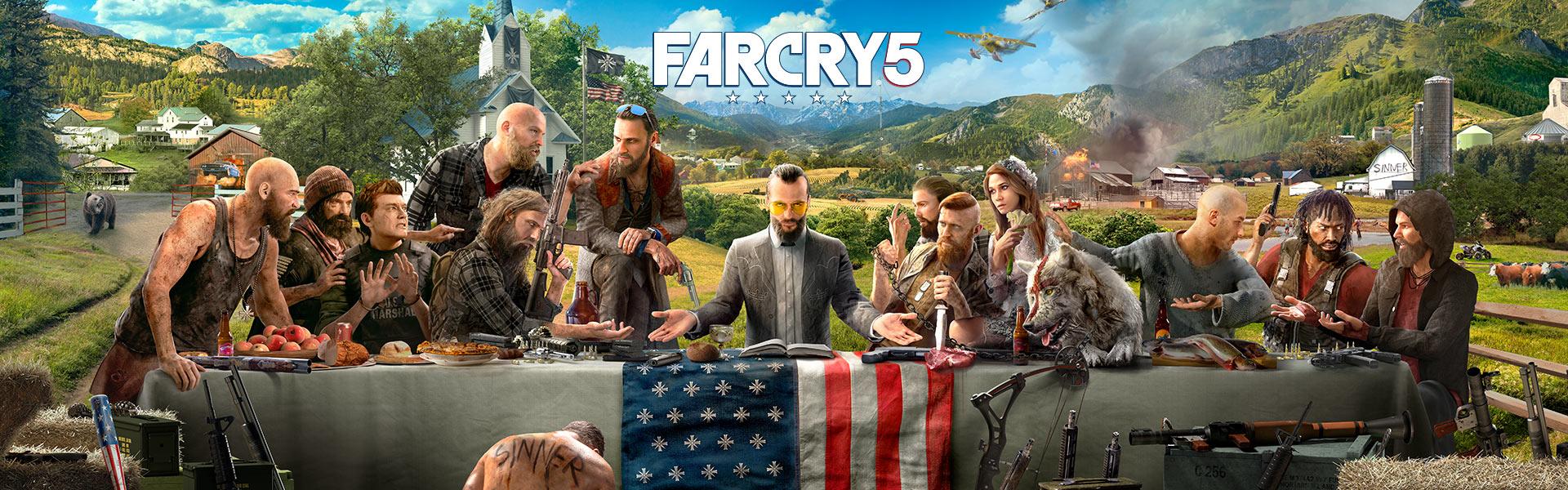 Categoría M para Far Cry 5